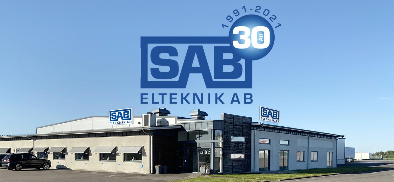 SAB Elteknik 30 ar